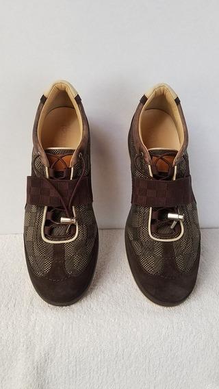 Kt Tenis Louis Vuitton Damier Fashion Sneakers