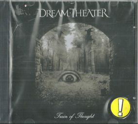 Cd Dream Theater Train Of Thought 2003 Warner Lacrado