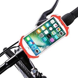 Soporte Universal Teléfono Bicicleta Se Adapta A iPhone 7, 7