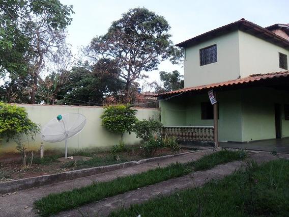 Casa Com 3 Quartos Para Comprar No Vila Maria Regina Em Juatuba/mg - 3464