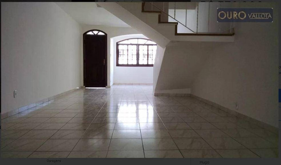 Vendo Sobrado No Pq Da Mooca - 220m² 3 Dorm - 3vgs - So0645