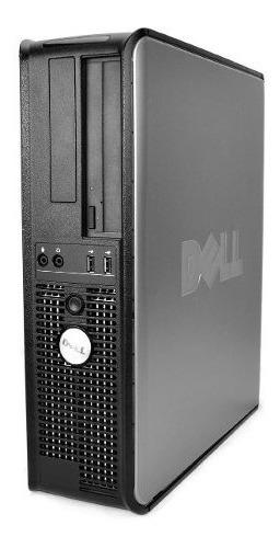 Dell Optiplex 780 Ou 380 Core 2 Duo 4gb Ddr3 Hd 250gb