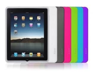 Luxa2 Funda Silicona iPad Verde