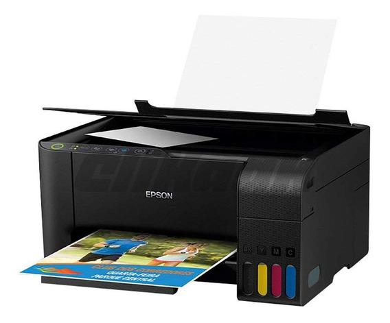 Impressora Multifuncional Epson L3150 Wifi Colorida
