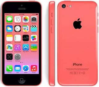 iPhone 5c Rosa 32gb Celular Apple Retina A1532 Usado A
