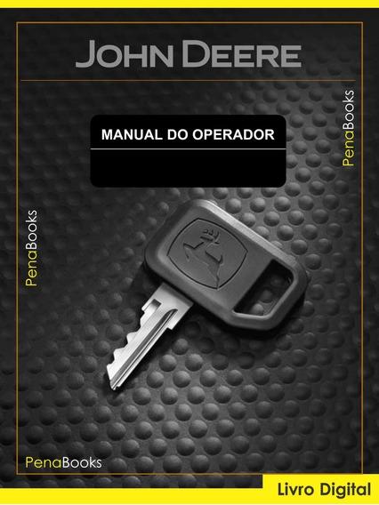 Manual Operador Tratores John Deere 5075 5078 5085 5090