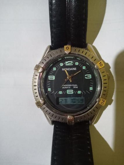Relógio Mondaine Antigo Lindo