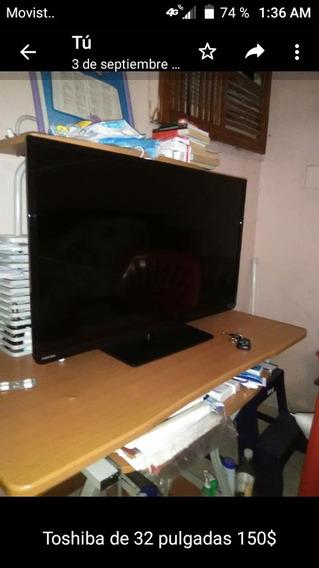 Televisor Toshiba 32 Pulgadas