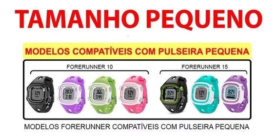 Pulseira Relógio Garmin 10/15 - Grande/pequeno.