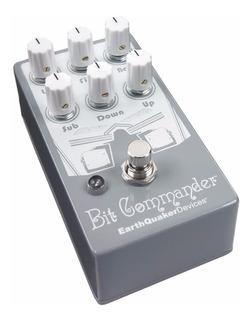 Pedal Guitarra Earthquaker Devices Bit Commander Usa -oddity