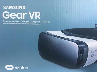 Oculus Gear Vr Sm-r322 Praticamente Novo