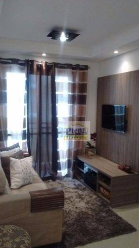 Imagem 1 de 25 de Apartamento Residencial À Venda, Jardim Myrian Moreira Da Costa, Campinas. - Ap0705