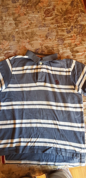 Polo Abercrombie And Fitch Talla M Original