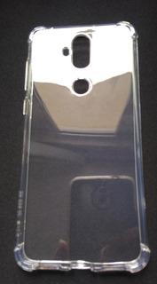 Capa Anti Impacto + Suporte Cinto Couro Zenfone 5 Selfie Pro