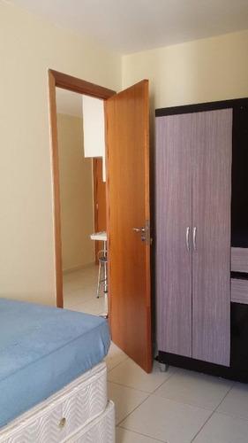 Apartamento Em Jardim Infante Dom Henrique, Bauru/sp De 33m² 1 Quartos À Venda Por R$ 200.000,00 - Ap908163
