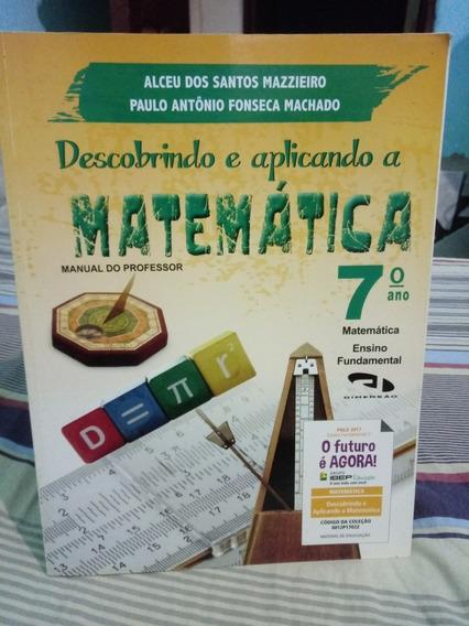Livro De Matemática 7° Ano (manual Do Professor)