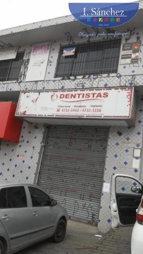 Sala Comercial Para Locação Em Itaquaquecetuba, Centro, 2 Banheiros - 200515c_1-1428839