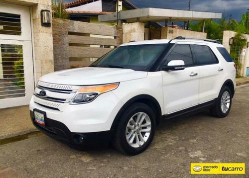Ford Explorer Limited 4x4 Blindada Nivel 3+