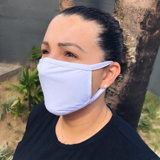 Máscaras Facial Com Proteção Uv 50+