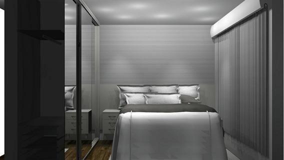 Apartamento Para Venda, 1 Dormitórios, Tatuapé - São Paulo - 510