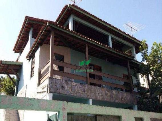 Casa Residencial À Venda, Itapuã, Salvador - Ca0108. - Ca0108