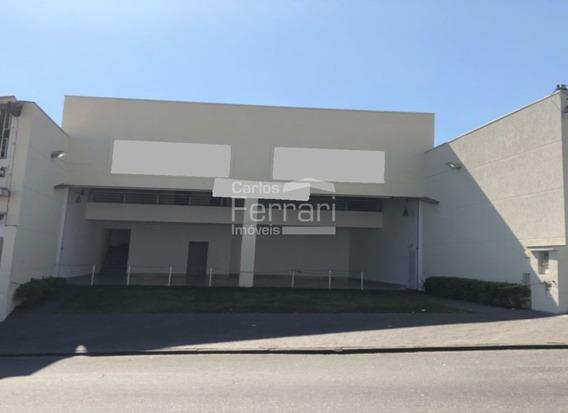 Sala Comercial No Jardim Brasil Com 150m² - Cf18859