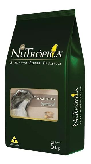 Nutropica Trinca Ferro Natural 5kg Val Mar/2020