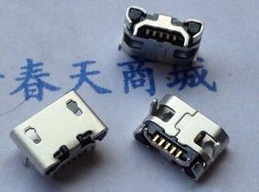 20 Conectores Usb Carga Power Tablet Celular Caixa Bluetooth