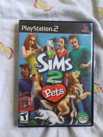 The Sims 2 Pets Pra Ps2