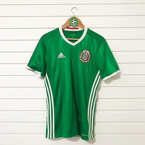 Camisa México Home (2016) - @timesdomundofc