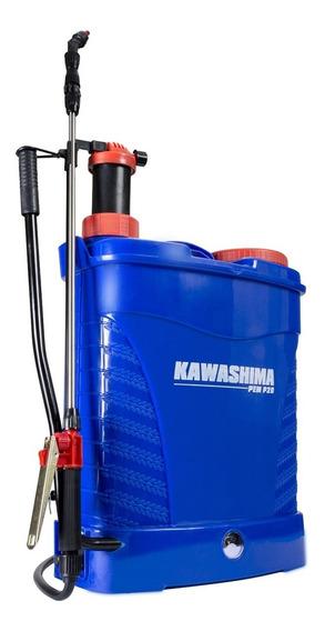 Pulverizador Costal 2 Em 1 20l À Bateria E Manual Kawashima