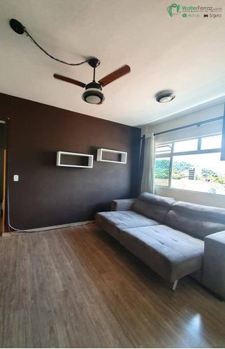 Apartamento 2 Dormitórios Amplos No Bairro Da Encruzilhada - 2466