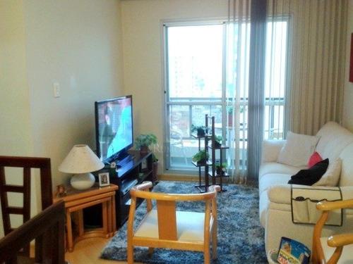 Imagem 1 de 7 de Apartamento - Vila Santa Catarina - Ref: 33606 - V-33606