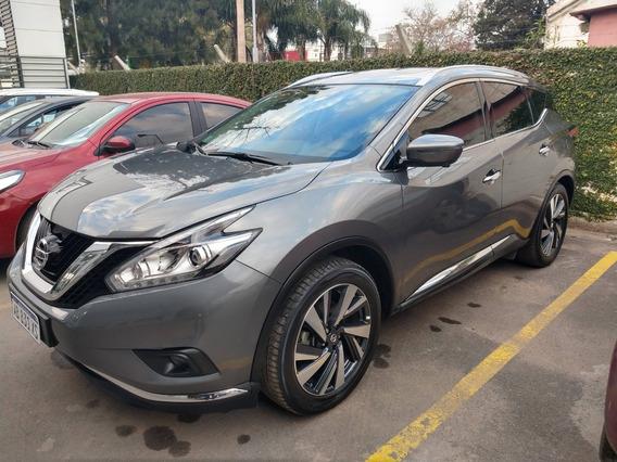 Nissan Murano Exclusive Cvt 3.5 V6 252cv 2017