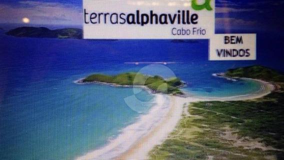Terreno Residencial À Venda, Dunas Do Peró, Cabo Frio. - Te0260