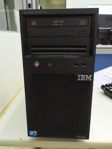 Servidor Ibm System X3100 M4
