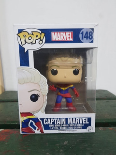 Funko Pop Captain Marvel Classic #148