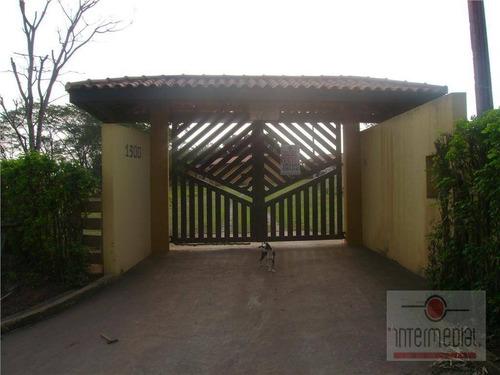 Chácara Residencial À Venda, Campos De Boituva, Boituva. - Ch0131