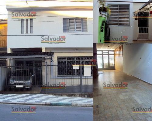 Sobrado Na Rua Carrocini - Vila Gumercindo - São Paulo - 665
