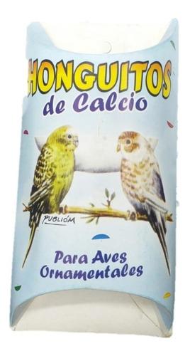 Imagen 1 de 1 de Honguitos De Calcio Aves Ornamentales Despacho Ya!!