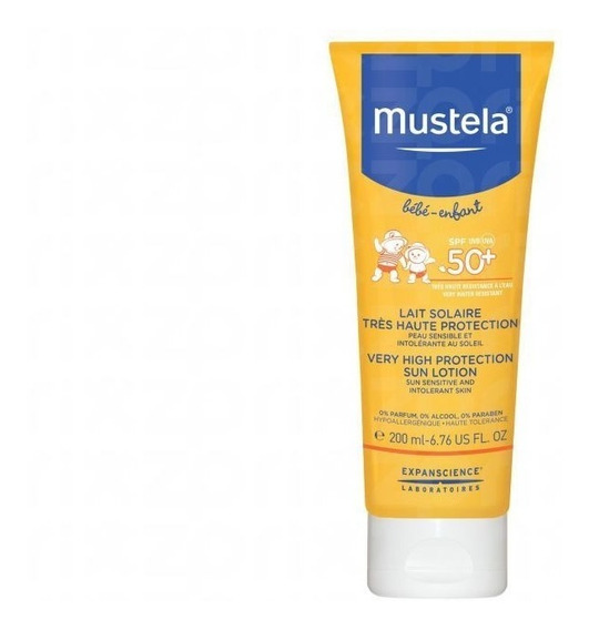 Mustela Spry Prot Sol Spf50 200ml
