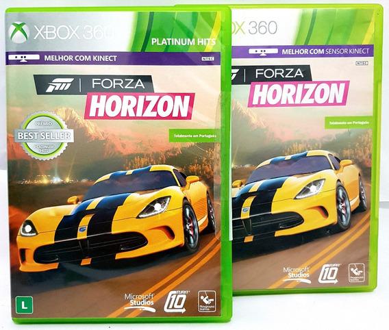 Forza Horizon Xbox 360 12 X Sem Juros Frete Grátis
