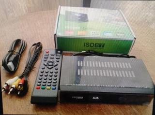 Sintonizador Digital Con Cable Hdmi Avenida Tecnologica