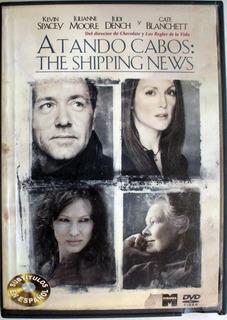 Dvd - Atando Cabos - The Shipping News - Lasse Hallstrom