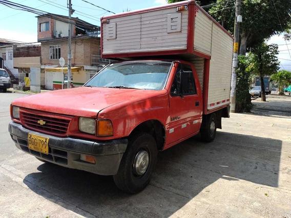 Chevrolet Luv 2300 4x2 96 Furgon Excelente Estado
