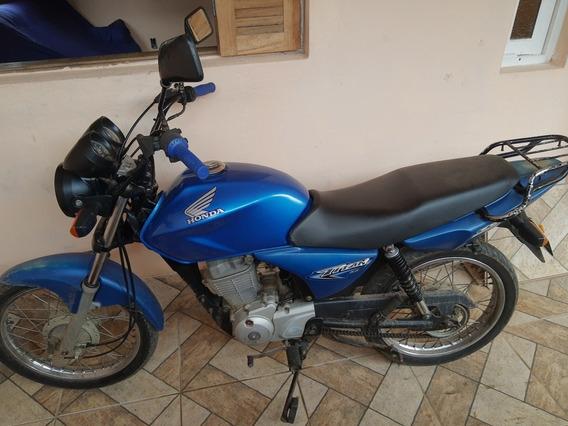 Yamaha Honda Titan