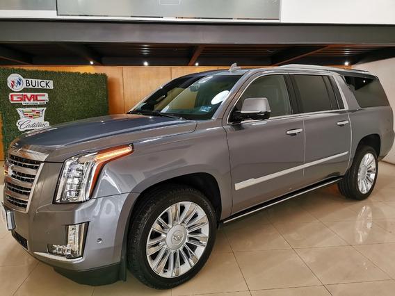 Cadillac Escalade Esv 6.2 Platinum At