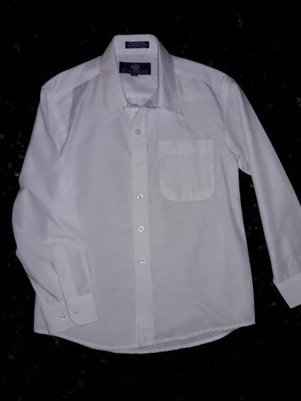 Camisa De Vestir Para Niños Talla 10