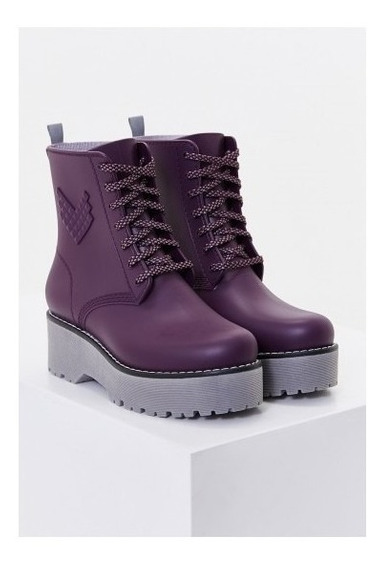 Borcegos Durham High Violeta