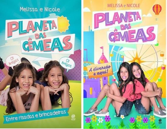 Kit Planeta Das Gêmeas
